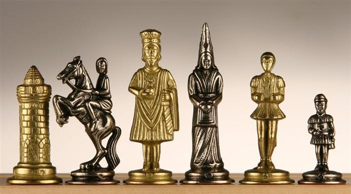 Gothic Chess Pieces