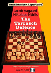 Grandmaster Repertoire 10: The Tarrasch Defense - Aagaard / Ntirlis - Book - Chess-House