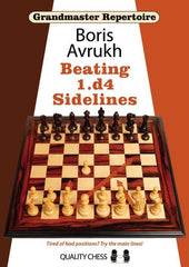 Grandmaster Repertoire 11: Beating 1.d4 Sidelines - Avrukh - Book - Chess-House