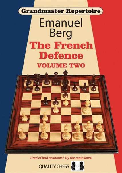 Grandmaster Repertoire 15: The French Defence: Vol. 2 - Berg - Book - Chess-House