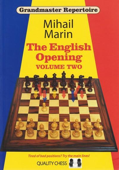 Grandmaster Repertoire 4: The English Opening Vol. 2 - Marin - Book - Chess-House
