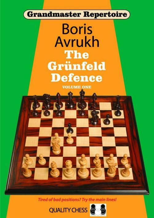 Grandmaster Repertoire 8: The Grunfeld Defence Vol. 1 - Avrukh