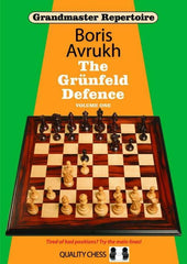Grandmaster Repertoire 8: The Grunfeld Defence Vol. 1 - Avrukh - Book - Chess-House
