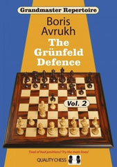 Grandmaster Repertoire 9: The Grunfeld Defense Vol. 2 - Avrukh - Book - Chess-House