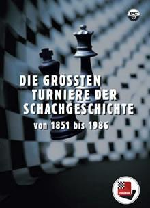 Greatest Tournaments in the History of Chess (International Version) - Software DVD - Chess-House