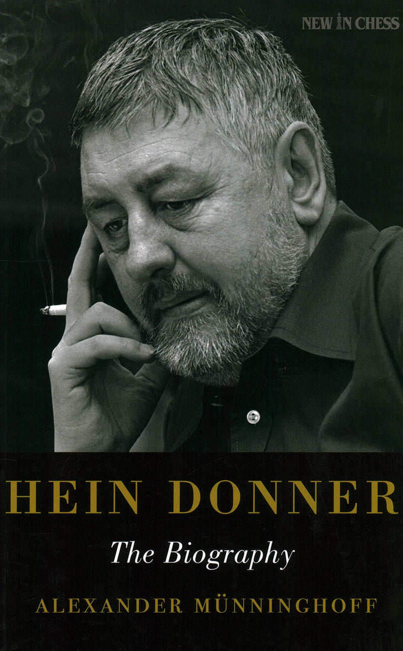 Hein Donner: The Biography - Münninghoff