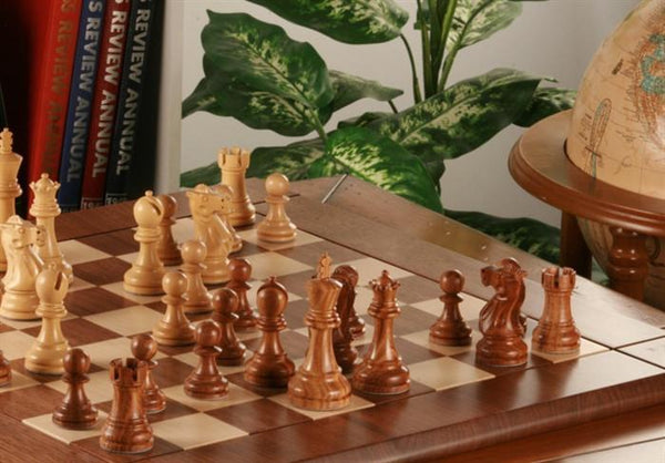 Heirloom Classic Series Chess Set and Board Combination - Chess Set - Chess-House