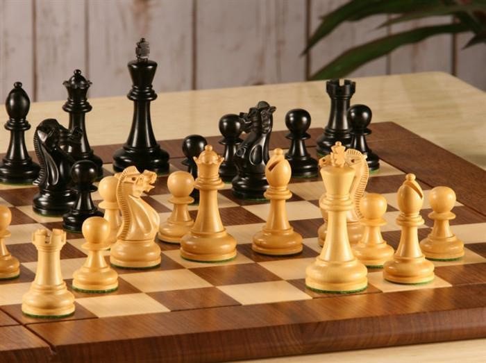 Heirloom Executive Chess Set