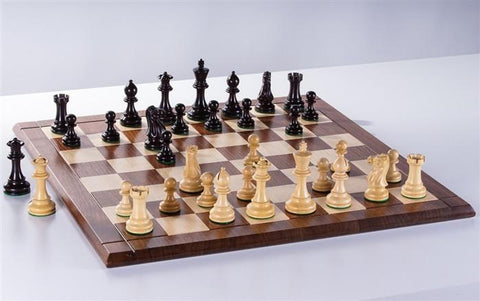 Heirloom Grandmaster Chess Set - Rosewood - Chess Set - Chess-House