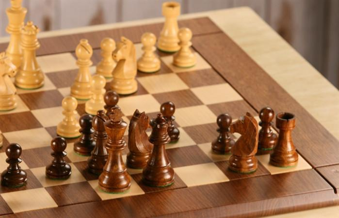 Heirloom Timeless Chess Set
