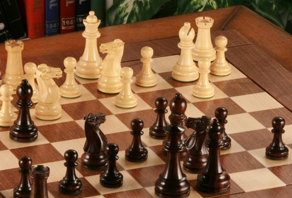 Heirloom Tuscan Chess Set - Chess Set - Chess-House