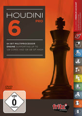 Houdini 6 Pro - Software DVD - Chess-House