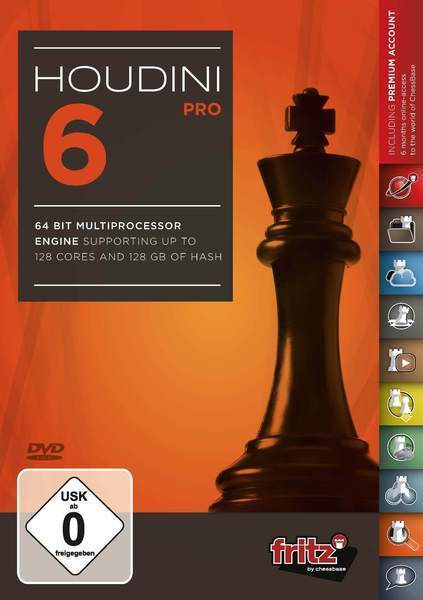 Houdini 6 Pro (DIGITAL DOWNLOAD)