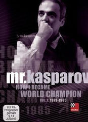 How I Became World Champion 1: 1973-1985 - Kasparov - Software DVD - Chess-House