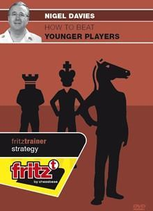 How to Beat Younger Players - Davies - Software DVD - Chess-House