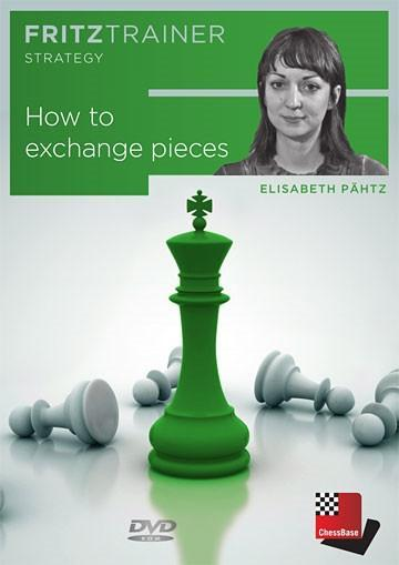 How to Exchange Pieces - Pahtz - Software DVD - Chess-House