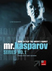 How to play the Queen's Gambit - Kasparov - Software DVD - Chess-House