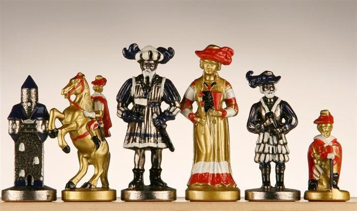 Imperial Chess Pieces
