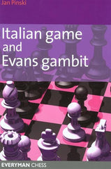 Italian Game and Evans Gambit - Pinski - Book - Chess-House