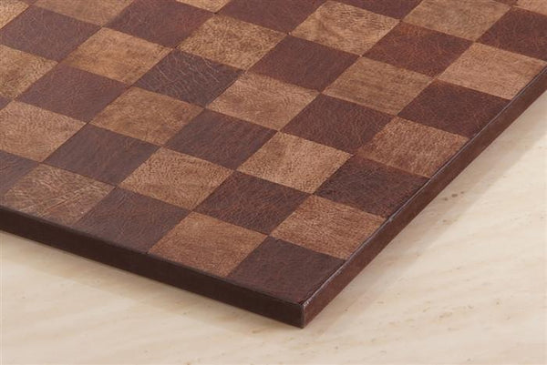 Italy Genuine Leather Chess Board - Board - Chess-House