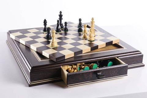Exceptionnel Continuing The Tradition Of Unique Innovation At Chess House, The JLP  Storage Cabinet Is The Finest Hardwood Chess Set With Built In Storage, ...