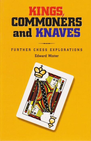 Kings, Commoners, and Knaves - Winter - Book - Chess-House