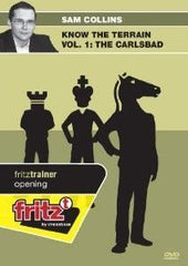 Know The Terrain 1: The Carlsbad - Collins - Software DVD - Chess-House