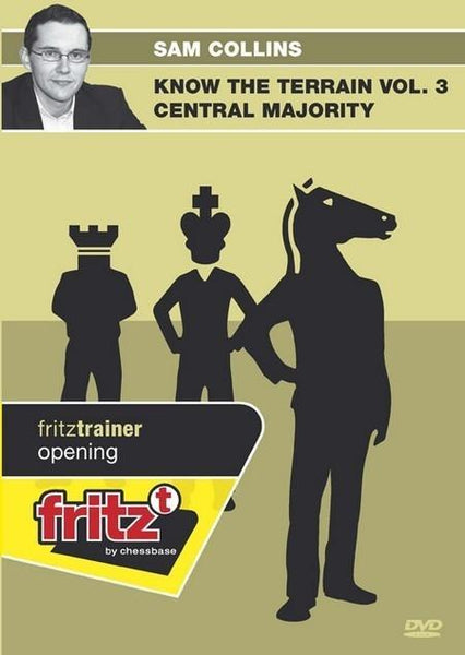 Know The Terrain 3: Central Majority - Collins - Software DVD - Chess-House