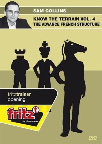 Know The Terrain 4: The Advanced French Structure - Collins - Software DVD - Chess-House