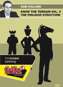Know The Terrain 5: The Philidor Structure - Collins - Software DVD - Chess-House