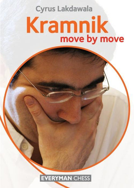 Kramnik: Move by Move - Lakdawala - Book - Chess-House
