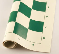 "Large 22"" Vinyl Roll-up Chess Board - Board - Chess-House"