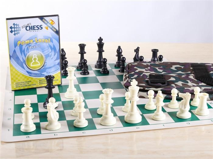 Learn Chess at Home: Starter Kit