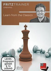 Learn From the Classics - Shah - Software DVD - Chess-House