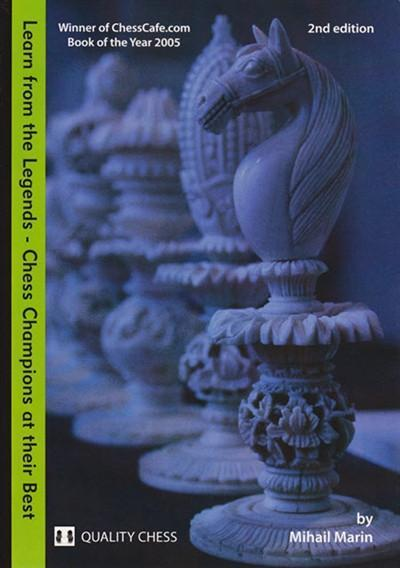Learn from the Legends 2nd Edition - Marin - Book - Chess-House