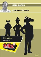 London System  - Davies - Software DVD - Chess-House
