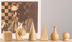 Man Ray Chess Pieces - Piece - Chess-House