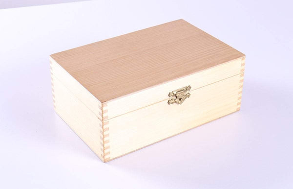 Maple Chess Pieces Storage Box - Box - Chess-House