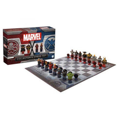 Marvel Heroes Chess Set - Chess Set - Chess-House