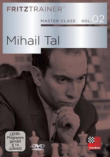 Master Class Vol 2: Mikhail Tal - Software DVD - Chess-House