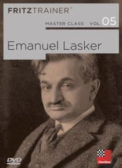 Master Class Vol 5: Emanuel Lasker - Software DVD - Chess-House