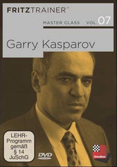 Master Class vol 7: Garry Kasparov - Software DVD - Chess-House