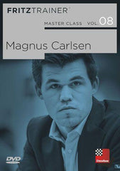 Master Class vol 8: Magnus Carlsen - Software DVD - Chess-House