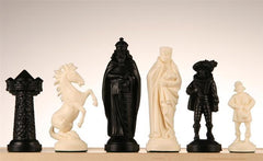 Medieval Chess Pieces - Piece - Chess-House
