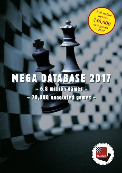 Mega Database 2017 (DVD) - Software DVD - Chess-House