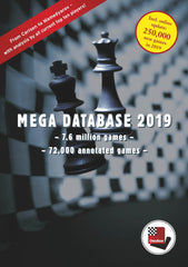 Mega Database 2019 (DVD) - Software DVD - Chess-House