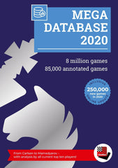 Mega Database 2020 (DVD) Software DVD
