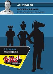 Modern Benoni for Advanced Players - Ziegler - Software DVD - Chess-House