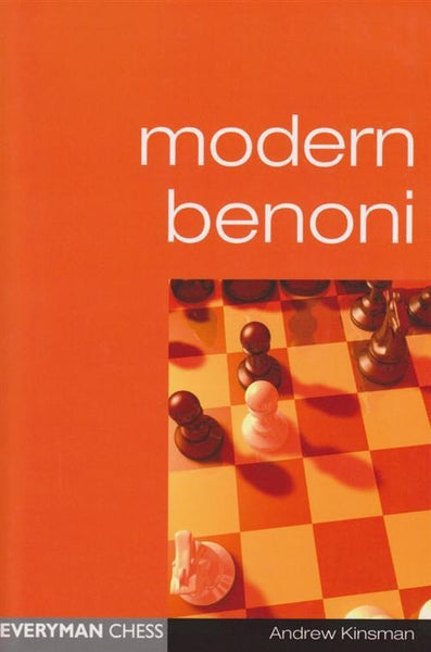 Modern Benoni - Kinsman - Book - Chess-House