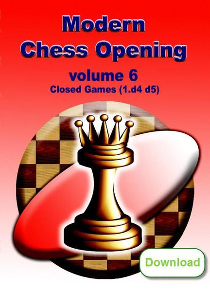 Modern Chess Opening 6: Closed Games (1.d4 d5) (download) - Software - Chess-House